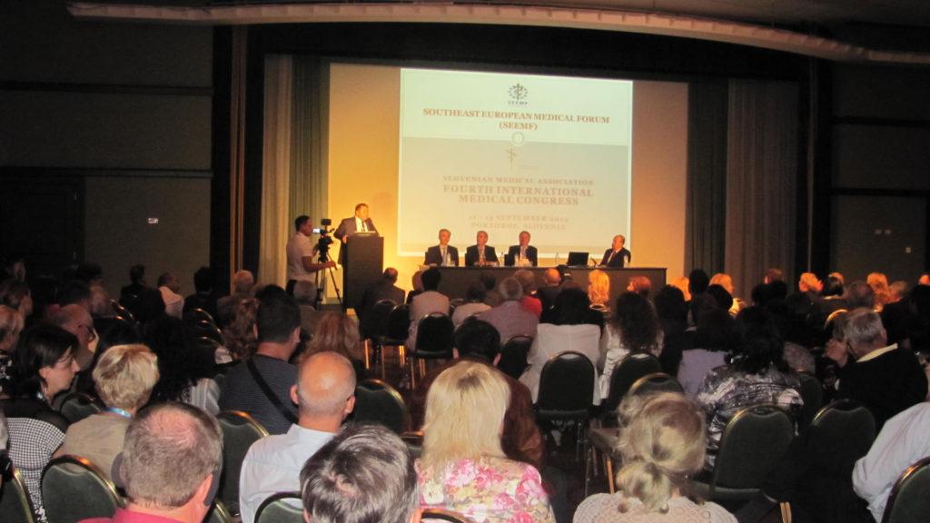 Fourth international medical congress 1
