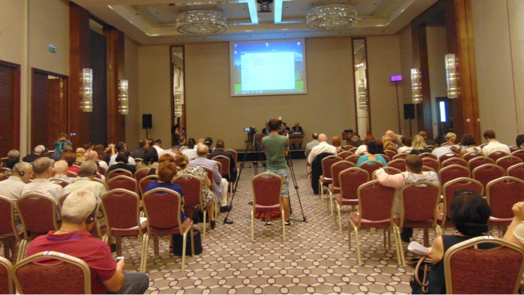 Seventh international medical congress