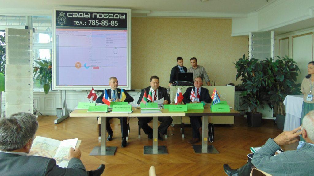 Sixth international medical congress 4